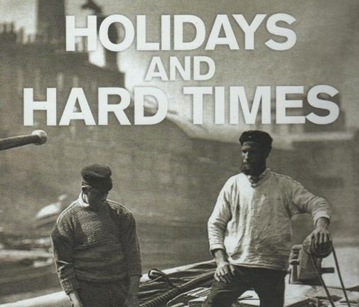 HOLIDAYS AND HARD TIMES 1870S FRONT