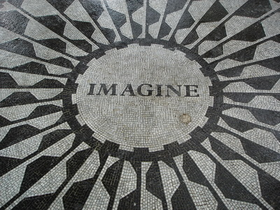 Imagine monument