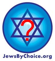Jews By Choice logo