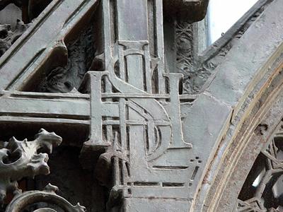 Luis Sullivan initials at Carsons