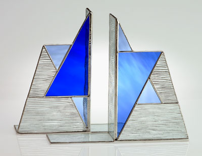 Magen David bookends