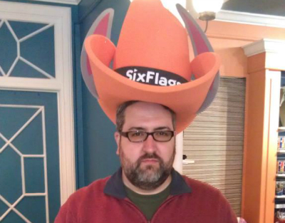 Me Six Flags Hat