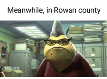 Meanwhile in Rowan County
