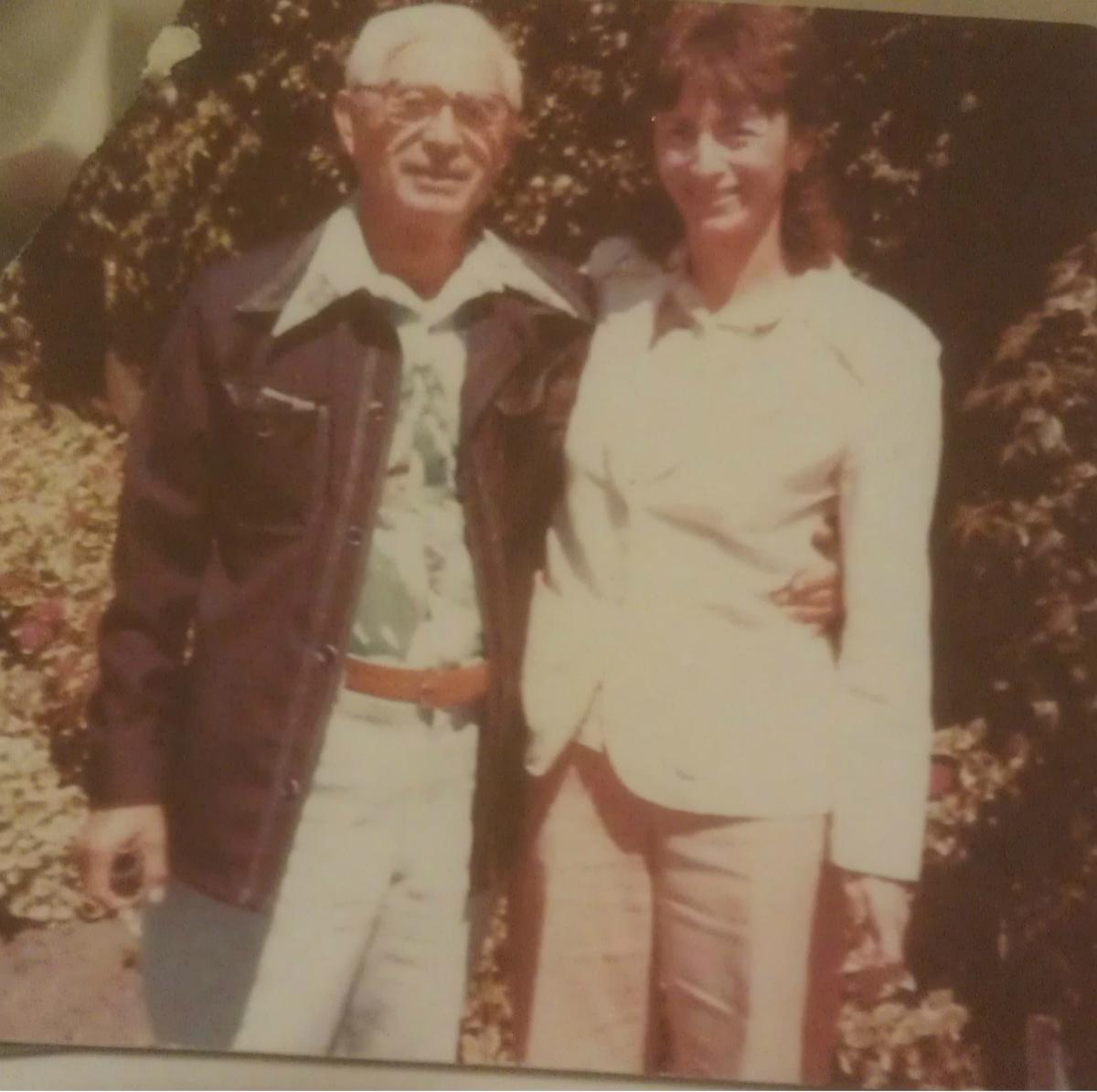 Phillip Shenkler older & Myrna Shenkler