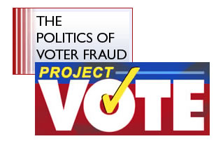 Project Vote Voter Fraud Report