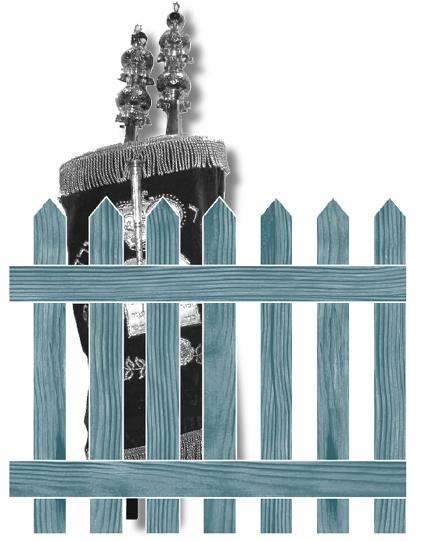 Torah fence