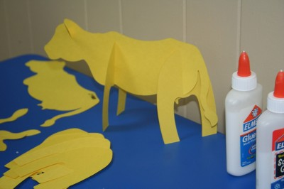 golden calf elmers glue