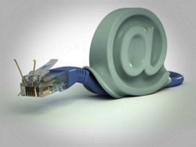 internet snail
