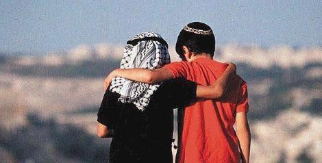 jewish arab kids