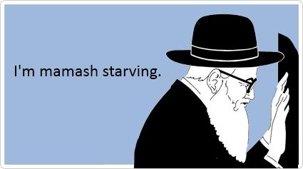 mamash starving