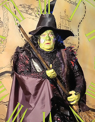 natarus as elphaba