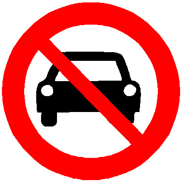 no cars1