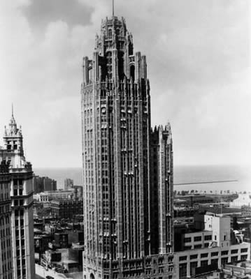 old trib tower