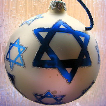 star of david ball